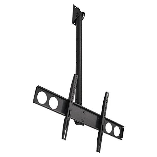 Auna PLB-CE448 Supporto TV Staffa Universale a Parete o soffitto Braccio orientabile (50 kg, VESA,...