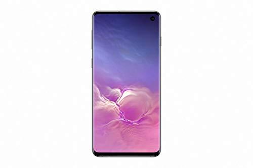 Samsung Galaxy S10 - Smartphone portable débloqué 4G (Ecran : 6,1 pouces - 512 Go - Double Nano-SIM - Android) - Noir - Version Française