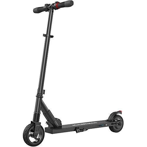 M MEGAWHEELS Monopattino Elettrico Pieghevole Scooter,10-12Km di Autonomia,Velocità fino a 23km/h,...