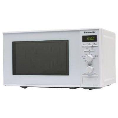 Panasonic NN-J151WMEPG Forno a Microonde Combinato, 20 l, 800 W, Bianco