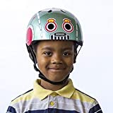 Nutcase - Little Nutty casco unisex bambino, Multicolore