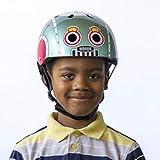 Nutcase-Little Nutty casco unisex bambino, Multicolore