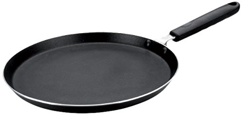 IBILI 405820 Indubasic - Padella per crêpes, in alluminio/acciaio INOX, 20 cm