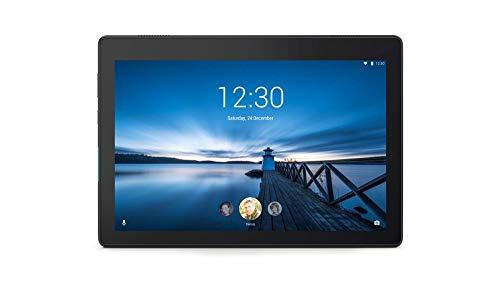 Lenovo Tab E10 Tablet, Display 10.1' HD, Processore Qualcomm, 32 GB Espandibili fino a 128 GB, RAM 2...
