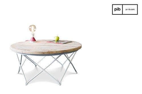pib - Tavolini da Salotto - Tavolo da Salotto Myrte, Il Charm del Design Nordico