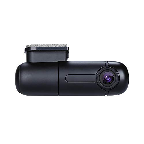 Blueskysea B1W WiFi Mini Dash Cam Car Camera Vehicle Video Driving Recorder 360 Degree Rotatable Lens 1080p 30fps G-Sensor Loop Recording ( B1W)