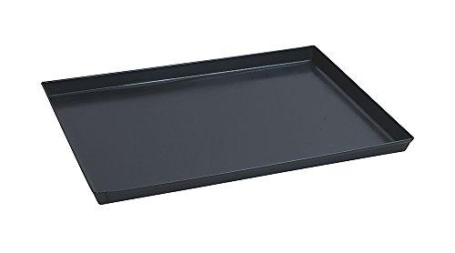 Paderno 41745-40 Teglia Rettangolare in ferro blu – Stampo da forno antiaderente, bordi alti,...