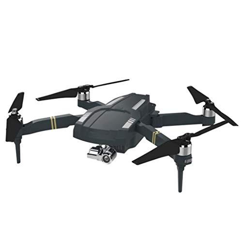QTT Drone A 4 Assi Pieghevole, Lunga Durata della Batteria Professionale, Ripresa Video 1080 HD