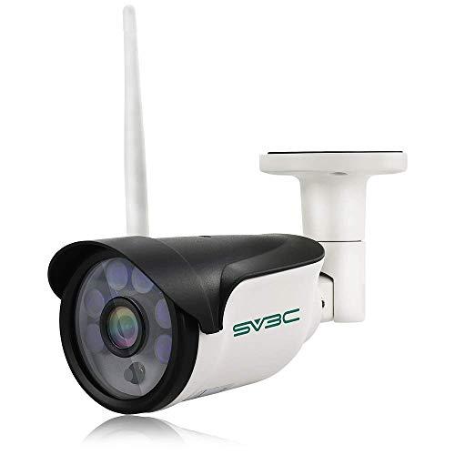 SV3C 960P Telecamera IP Camera Esterno/IP66 Telecamera Videosorveglianza WIFI con Rilevamento del...