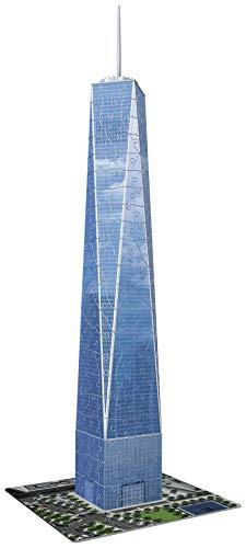 Ravensburger Italy- Puzzle 3D One World Trade Center, 216 Pezzi, RAP125876