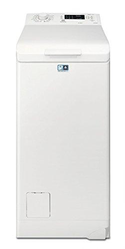 Electrolux RWT1062ELW Libera installazione Caricamento dall'alto 6kg 1000Giri/min A+++ Bianco...