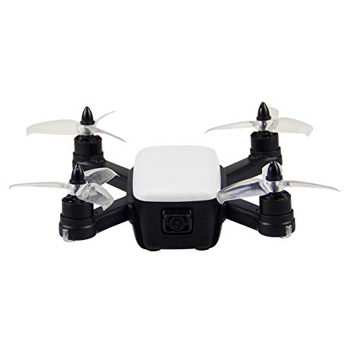 MeterMall 913 GPS 5G WiFi FPV con 1080P HD Camera Altitude Hold Mode Brushless RC Drone Quadcopter RTF(Bianca)