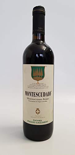 Poggio Gagliardo - Montescudaio Rosso DOC 2009 0,75 lt.