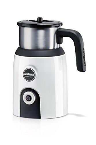 Lavazza Cappuccinatore MilkUp, 550 Watt, Bianco