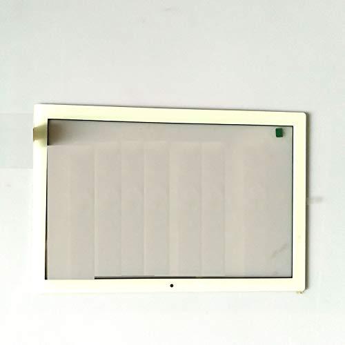 """Blanco Color EUTOPING ® De Nuevo 10.1 Pulgadas Pantalla tactil Digital La sustitución de para 10.1"""" Teclast TPad P10 Octa Core RK3368"""