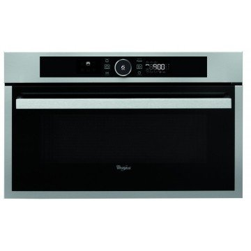 Whirlpool Europe Linea Urban Microonde Space Chef, Metallo, Argento, 38.5x59.5x51.4 cm