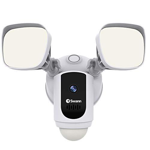 Swann - Telecamera di sicurezza Wi-Fi per interni, SWWHD-FLOCAMW-EU