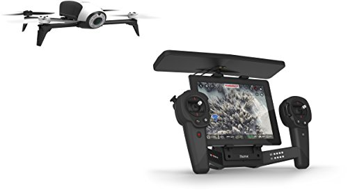 Parrot Bebop 2 Drone con SkyController, Bianco