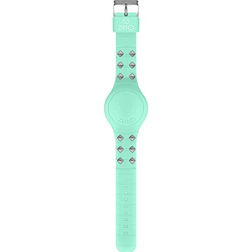 Orologio digitale ZITTO REBEL in silicone verde FREEDOMGREEN-LE-MINI