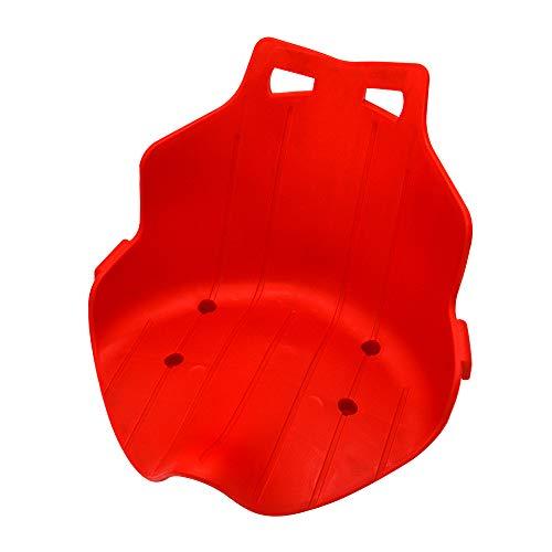 Festnight Sostituzione del Sedile in plastica per Il Supporto del Carrello di Hover Hoverboard