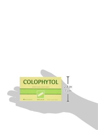 COLOPHYTOL'Détoxification du Côlon Boîte de 60 Gélules 22