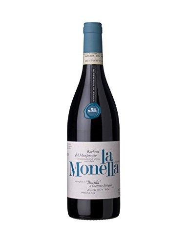 Braida Giacomo Bologna - Barbera Del Monferrato 'La Monella'  - 3 Bottiglie da 0,75 lt.