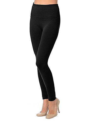 886201cde0ce3 qraftink Women's Lycra Tights (Black, Free Size)