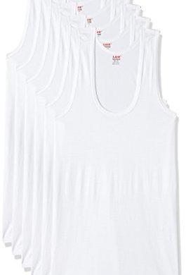 Lux VENUS Men's Cotton Vest (Pack of 6) 20