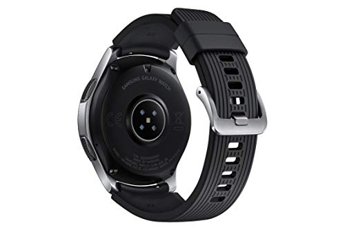 Samsung SM-R800 Galaxy Montre, 46 mm Argent- Import 8