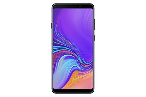 Samsung Galaxy A9(2018)–6,3Pulgadas, 128GB, Android® 8.0–Caviar Black