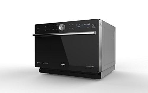 Whirlpool MWP 3391 SB Forno a Microonde Supreme Chef termoventilato combinato, 33 litri, Nero e...