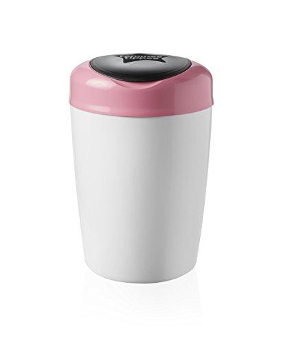 Tommee Tippee 87003102 Simplee Sangenic-Windeleimer, rosa