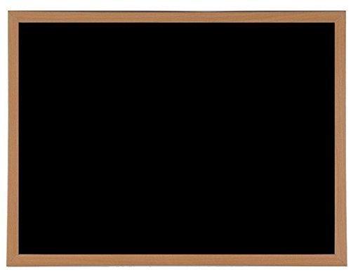 120cm x 90cm resistente magnetico lavagna, lavagnetta con cornice in legno e fissaggi