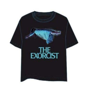 LAST LEVEL Camiseta el Exorcista XXL Camisa Cami, Adultos Unisex 3