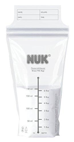 NUK Muttermilchbeutel 10252088 - 25er Set
