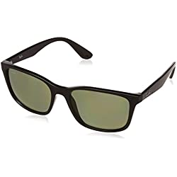 Ray-Ban Polarized Square Men's Sunglasses - (0RB4269I601/9A56|56|Polar Green Color)
