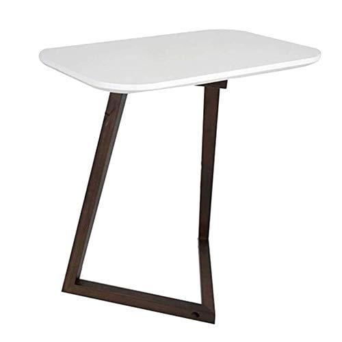 WANG Tavoli Portable Piccolo Tavolino Divano Tavolo Camera da letto Comodino -60 × 40 × 65...