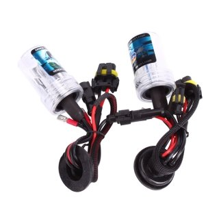 Flying Colourz 35W H7 8000K HID Xenon auto Luci Lampadine (coppia)