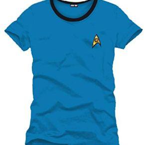 Horror-Shop Star Trek Camiseta Spock L