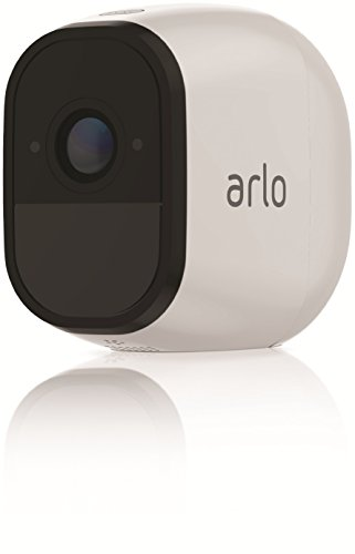 31lkB-UHH2L [Bon Plan Smarthome!]  Netgear - VMS4130-100EUS - Arlo Pro -  Pack de 1 Caméra, Smart caméra HD 720p, grand angle 100% Sans Fils - avec ba...