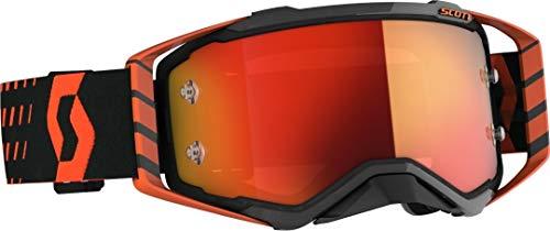 Scott Maschera Prospect con Lente a Specchio Arancione 2020 (Maschere)