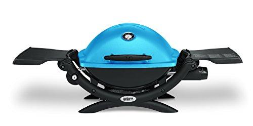 Weber Q 1200 Blu Nuovo Modello Anno 2016 (Gas Barbecue)