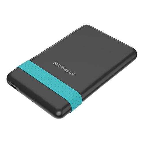 [ UASP & SATA 3.0 ] Yottamaster 2.5'' USB3.1 Type-C Case di Disco Rigido Esterno per 2.5 pollici...