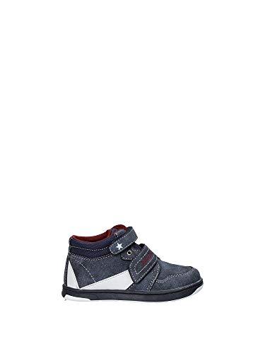 Chicco Polacchino Ghost, Sneaker Bambino, (Blu 800), 18 EU