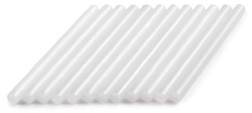 Dremel GG01, Bastoncini di colla stick multiuso, per alte temperature, ø 7 mm, Bianco