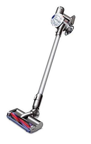 Dyson Digital Slim - Aspiradora sin cable, 2 modos de aspiración, 350 W de potencia, 28/100 W de succión, cubo 0,4 l, color blanco, Motor V6 - Modelo 2016