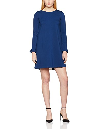 Tommy Hilfiger Damen Kleid Sofia C-Nk Dress Ls