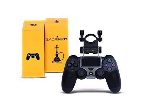 SMOKENJOY - Shisha Schlauch Halterung für den PS4 Controller