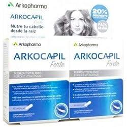 Arkopharma - Arkocapil Forte 120 cápsulas anticaída capilar