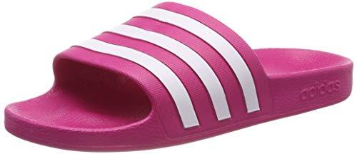 adidas Adilette Aqua, Scarpe da Spiaggia e Piscina Donna, Rosa (Pink F35536), 38 EU